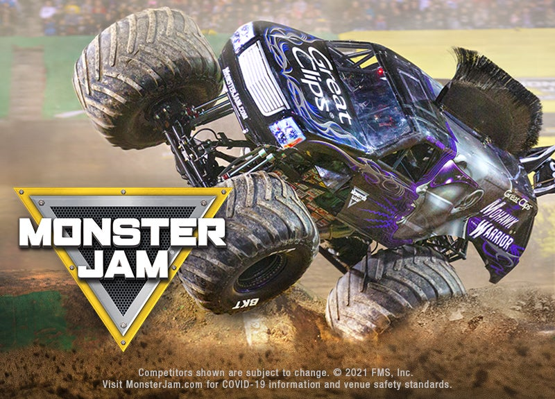MONSTER JAM® ROARS BACK INTO MINNESOTA AFTER TWO YEAR HIATUS  WITH ACTION-PACKED WEEKEND OF FAMILY FUN  AT U.S. BANK STADIUM IN MINNEAPOLIS ON FEBRUARY 12 & 13, 2022