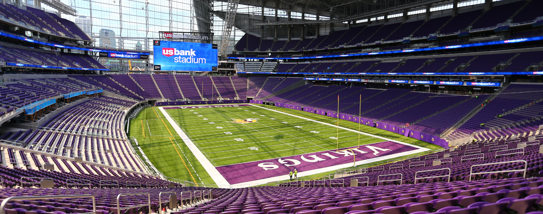 Stadium Tours U S Bank Stadium