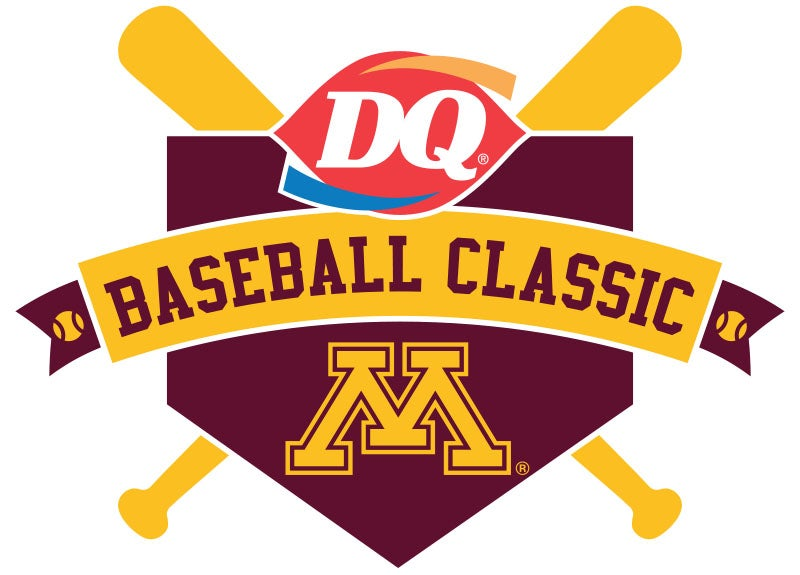 More Info for University of Minnesota Baseball's Dairy Queen Classic Tournament marks 30th year,  while making its U.S. Bank Stadium Debut.