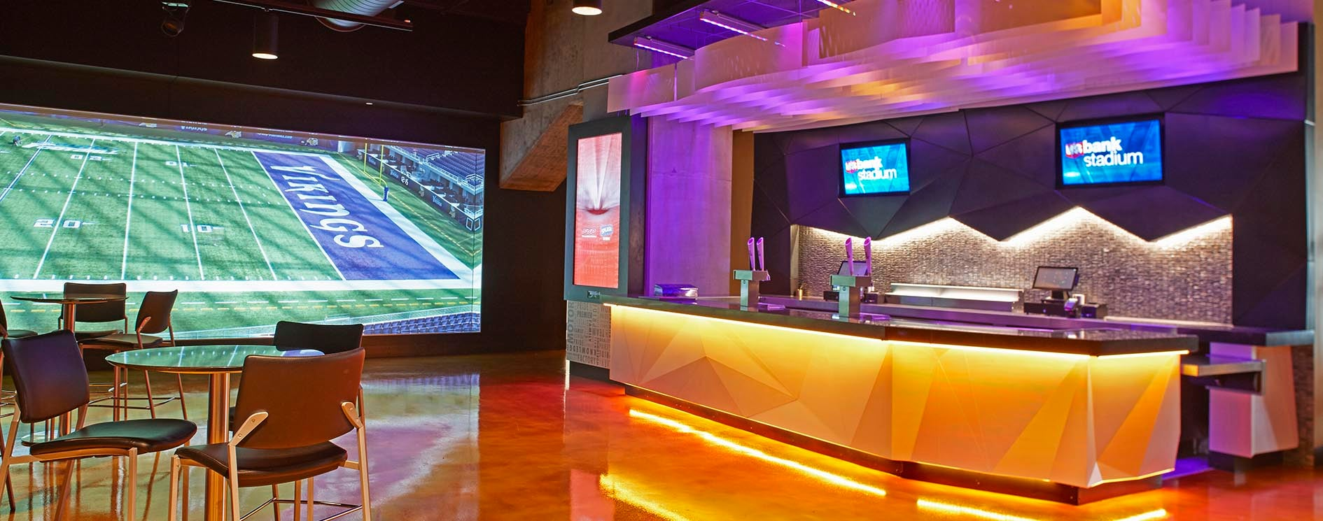 FMP Club US Bank Stadium - Us bank stadium suite map