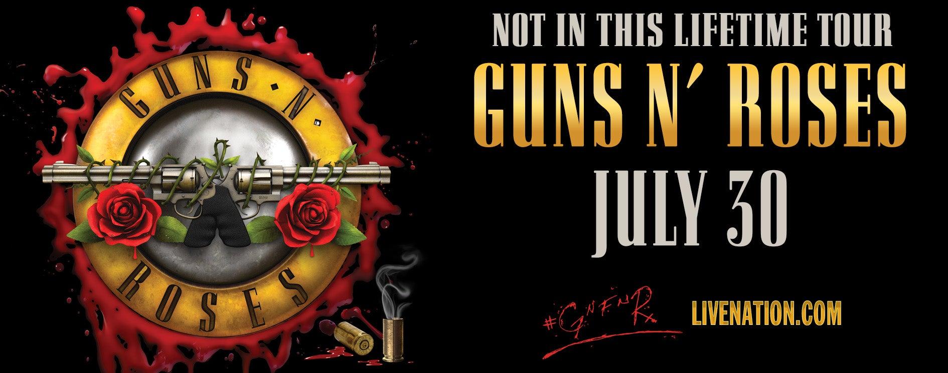 Guns N Roses Tour Dates