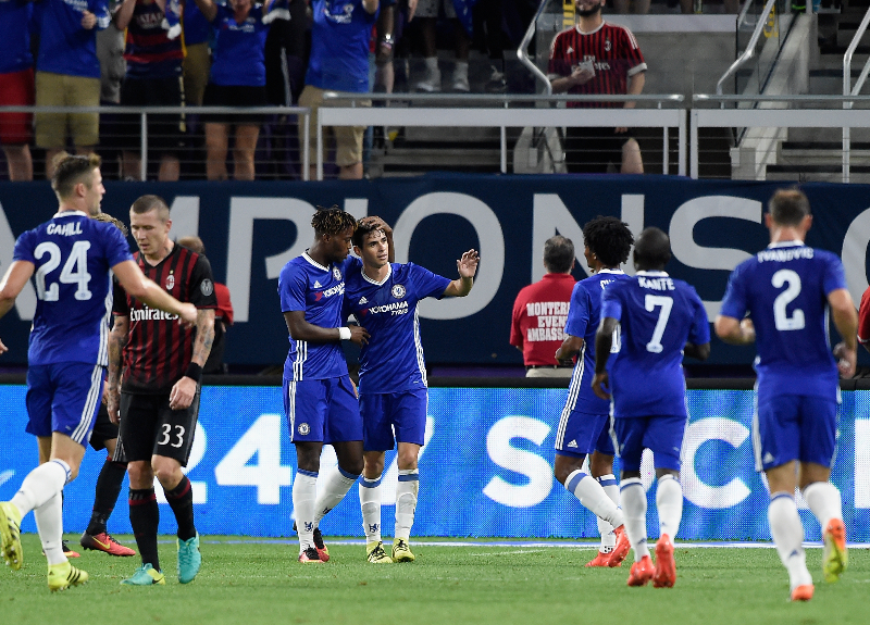 More Info for A.C. Milan VS. Chelsea Match At U.S. Bank Stadium As Part Of International Champions Cup