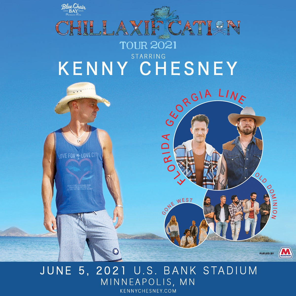 More Info for Kenny Chesney - RESCHEDULED
