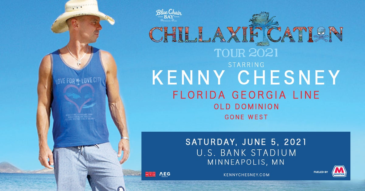 Kenny Chesney - RESCHEDULED