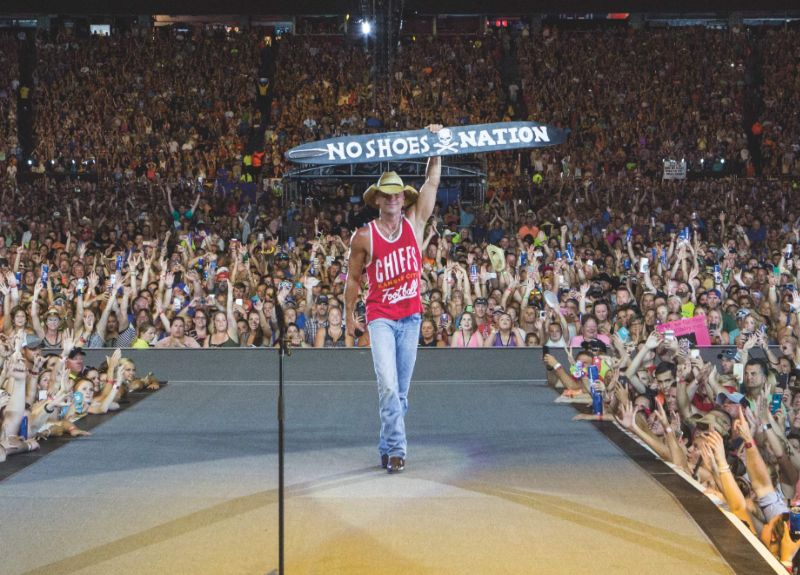 More Info for KENNY CHESNEY TO PLAY U.S. BANK STADIUM ON AUGUST 6, 2022