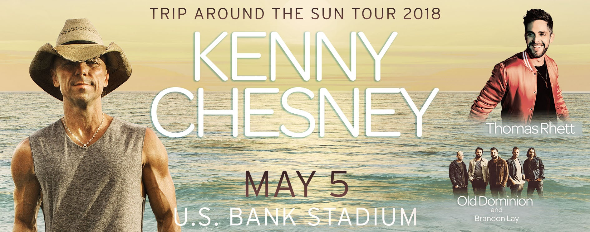 Kenny Chesney US Bank Stadium - Us bank stadium legacy bricks map