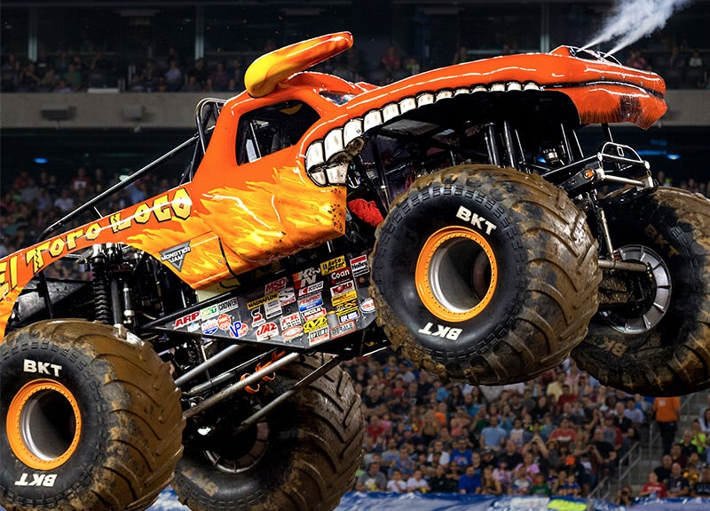 Monster Truck Show 2020.Monster Jam U S Bank Stadium