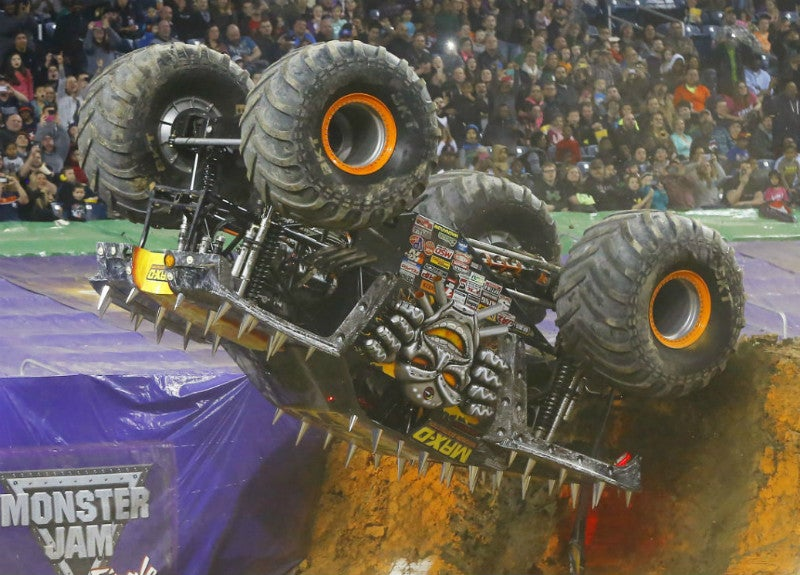 More Info for MONSTER JAM® TO ROAR BACK TO MINNEAPOLIS