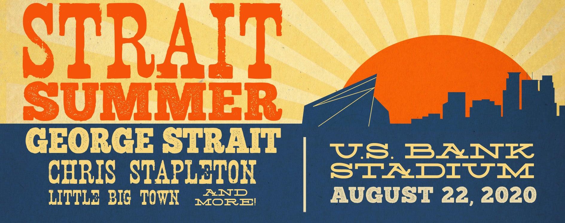 Strait Summer