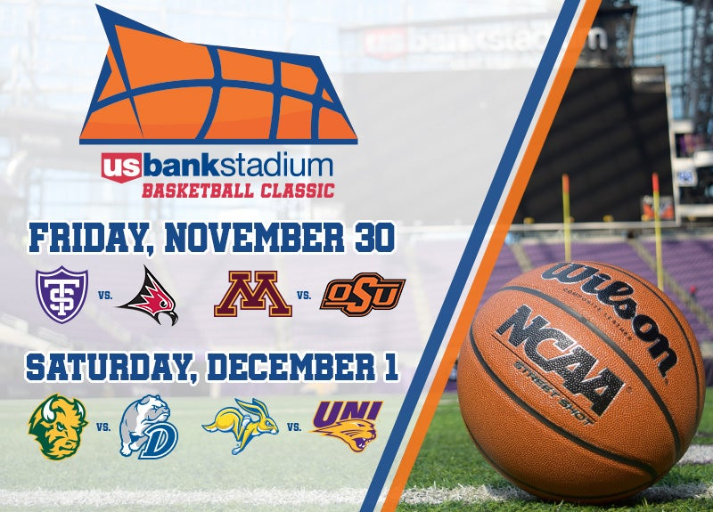 More Info for U.S. Bank Stadium Basketball Classic