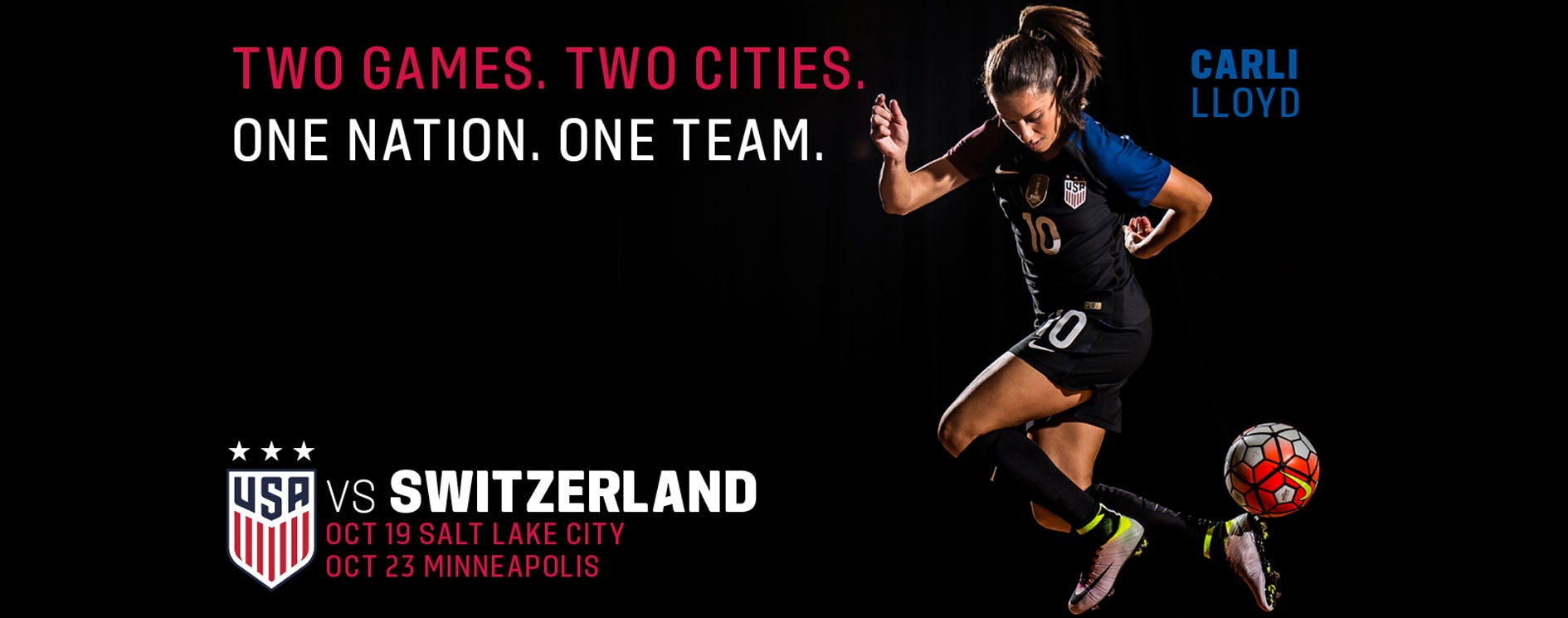 U S Women National Team Will Face Switzerland In A Friendly Match On Oct 23 Minneapolis