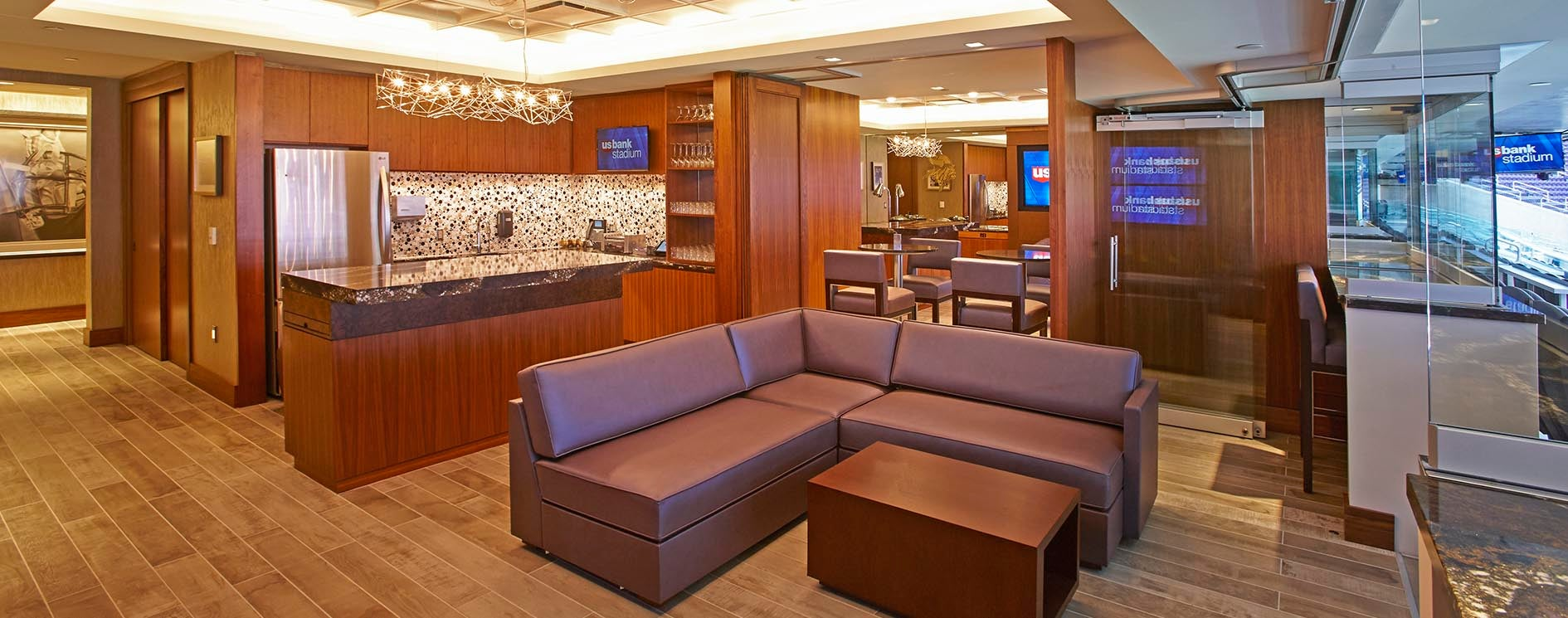 Suites US Bank Stadium - Us bank stadium suite map